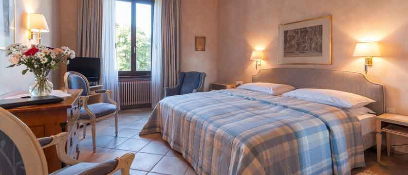 Romantik Hotel Castello Seeschloss, Ascona, Ticino, Switzerland - 'Superior & Castle' room.jpg
